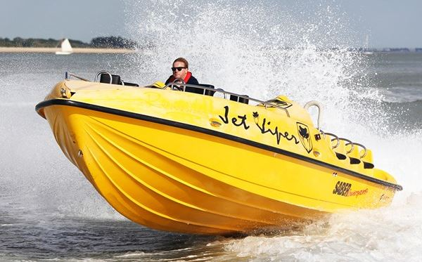 2 for 1 Jet Viper Powerboat Blast Special Offer Extremedays Experience 1