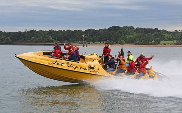 2 for 1 Jet Viper Powerboat Blast Special Offer Extremedays Experience 2