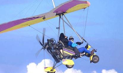 20 to 30 Minute Microlight Flight Extremedays Experience 1