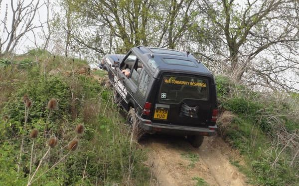 4x4 Off Road Driving Adventure Extremedays Experience 3