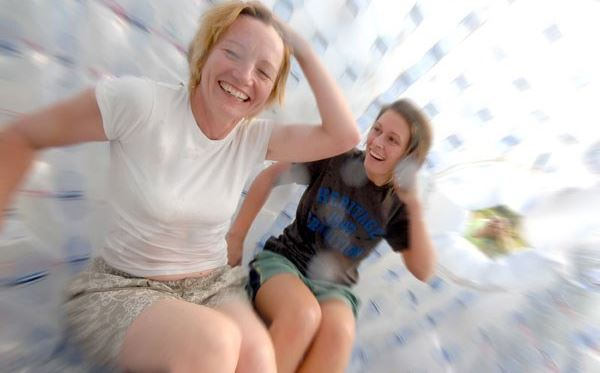 Aqua Zorbing for Two - Special Offer Extremedays Experience 1