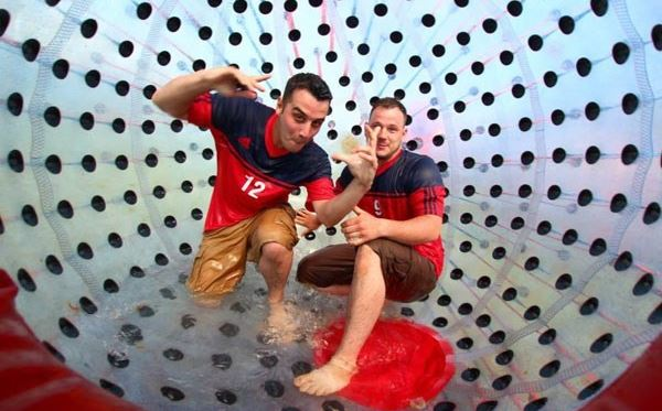 Aqua Zorbing for Two - Special Offer Extremedays Experience 2