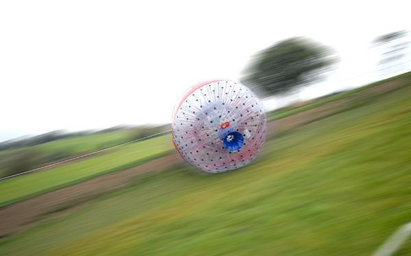 Aqua Zorbing for Two - Special Offer Extremedays Experience 3