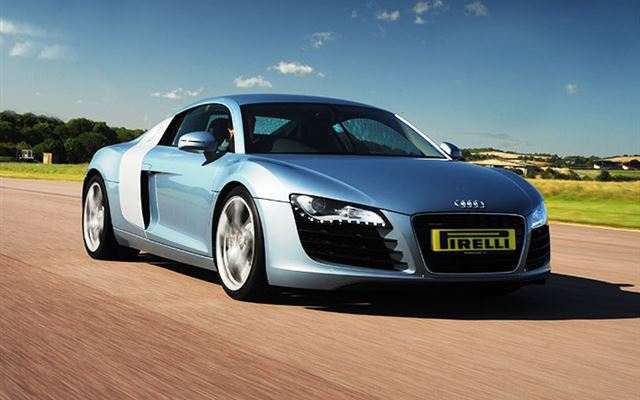 Audi Driving Thrill at Thruxton Motorsport Centre Extremedays Experience 1
