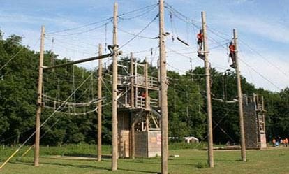 High Ropes Adventure for Two Extremedays Experience 1