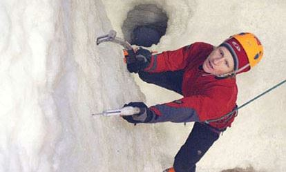Ice Climbing for Two Extremedays Experience 1
