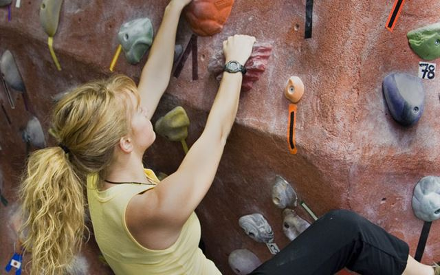 Indoor Rock Climbing for Two Extremedays Experience 1