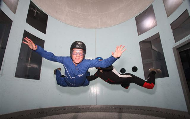 Indoor Skydive for Two at Twinwoods Extremedays Experience 1
