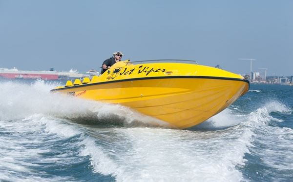 Jet Viper Powerboat Blast Special Offer Extremedays Experience 1