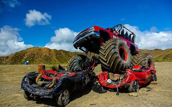 Monster Truck Ride for Two Extremedays Experience 1