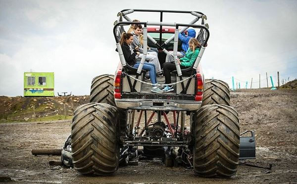 Monster Truck Ride for Two Extremedays Experience 2