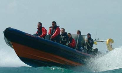 Powerboat Taster Extremedays Experience 1