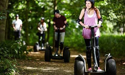 Segway Thrill for Two Extremedays Experience 1