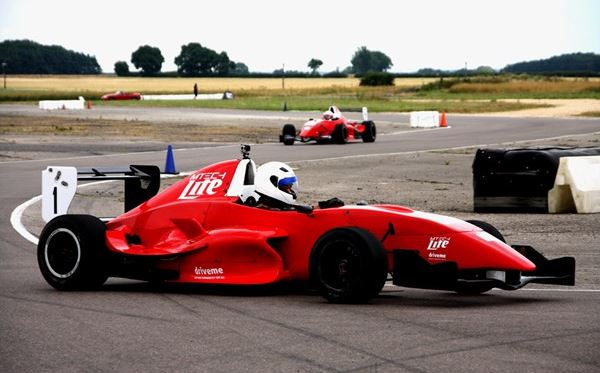 Single Seater Introduction - Special Offer Extremedays Experience 3