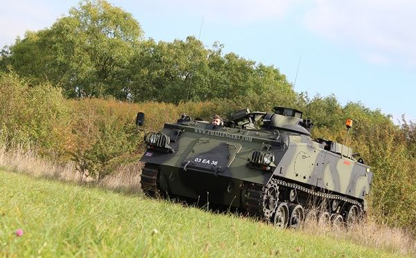 Tank Driving Taster - Special Offer Extremedays Experience 1