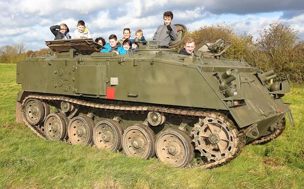 Tank Driving Taster - Special Offer Extremedays Experience 3