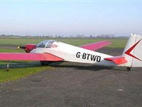 40 Minute Motor Gliding Flight