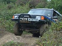 4x4 Off Road Driving Adventure Experience Day