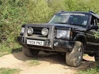 4x4 Off Road Driving Taster Experience Day