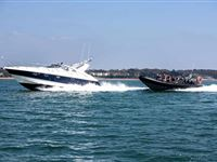 Extreme RIB and Luxury Cruiser Experience for Two Experience Day