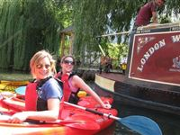 Hampton Court Palace Kayak Tour for One