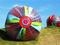 Harness Zorbing for Two in Nottingham