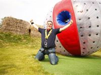 Harness Zorbing for Two Special Offer