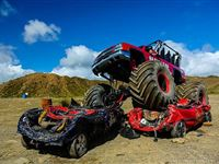 Monster Truck Ride for Two