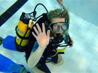 PADI Scuba Diving Open Water Referral Course in Kent