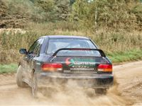 Rally Driving Thrill at Silverstone Rally School