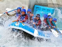 White Water Rafting for Two at Lee Valley - Weekdays